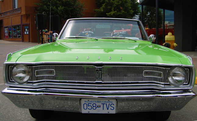 1967 Dodge Dart owned by Brian Haigh of Nelson. David F. Rooney photo