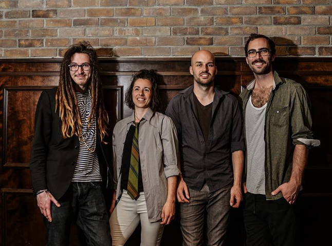 """On August 11, Vancouver's Ripple Illusion will be coming to Revelstoke, bringing a night of rock and soul to The Last Drop Pub. The band is stopping in Revelstoke as part of their Western Canadian tour to promote their debut, self-titled EP. """"We're excited to have the chance to bring our music to more people on this tour"""" says singer and keyboardist Mike Turner. """"We've found a fresh and unique sound. So far people have responded well to it, so we're definitely stoked to share it in some of the finest venues in Western Canada"""" The outfit will also perform in Golden, Edmonton, Banff and other western cities. Phto courtesy of Ripple Illusion"""