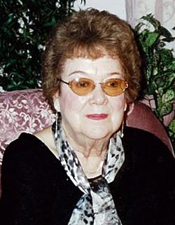 Idelle Lavinia Durrand 1927 - 2015