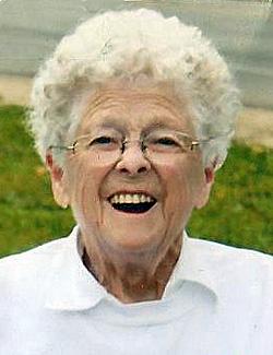 Bettie Doreen Buchanan 1934 - 2015