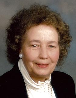 Yvette Boruck 1935 - 2015