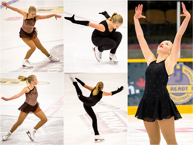 Alexandra Robertson, as graceful as always, came away with two Silver and a Bronze. Jason Portras photo