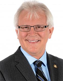 Wayne Stetski Member of Parliament NDP — Kootenay Columbia