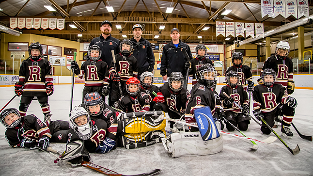 Congratulations to the Revelstoke Icebreakers for an awesome tournament! Pauline Portras photo