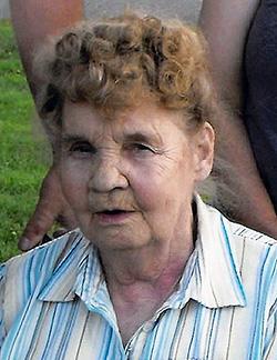 Eunice Evangeline (Jean) Barry 1931 - 2015