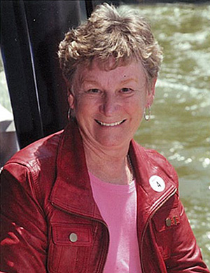 Mary Jane Matheson 1944 - 2015