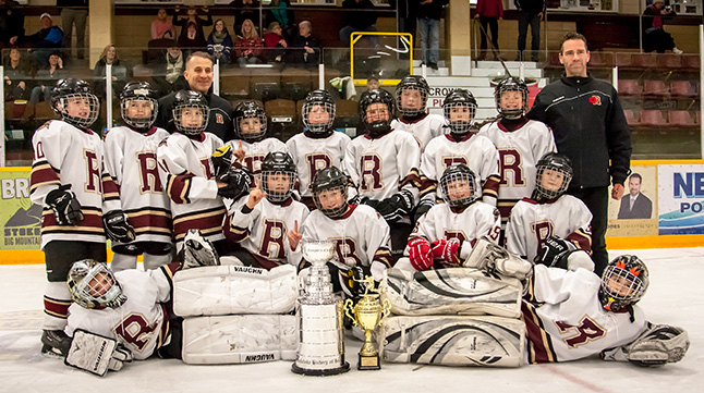 While the hometown Grizzlies took First Place! Congratulations boys! Jason Portras photo