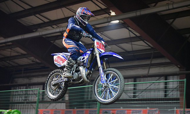 15-year-old Seth Cheverier finished 3rd overall in the Supermini class, 6th overall in Junior MX3 and 8th in Junior MX2, of which he was the youngest competitor of 29 riders. Joel Cheerier photo