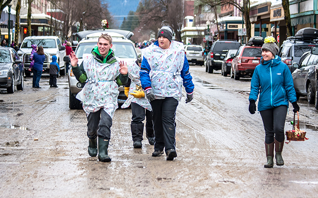 All smiles from the Revelstoke Self-Advocacy Group. Jason Portras photo
