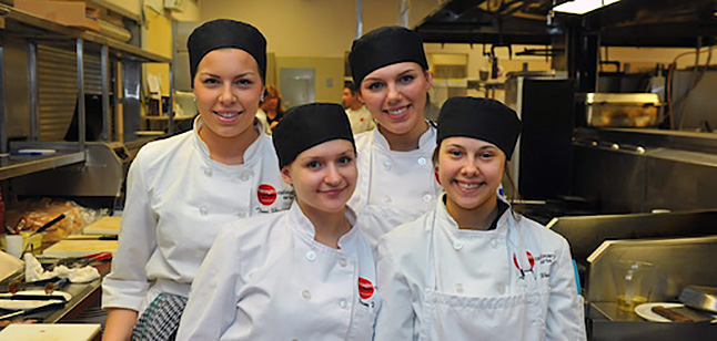 For those wanting to try their hand in the world of food, Okanagan College in Revelstoke is offering Professional Cook Level One Culinary Arts starting February 1.