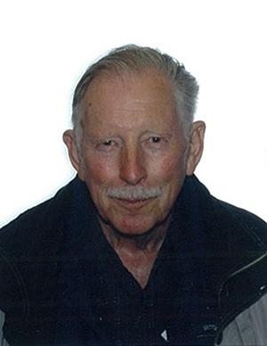 Harvey Eldon Wiege 1934 - 2016