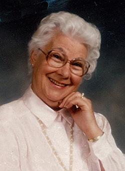 Nellie (Irene) Norberg 1921 - 2016
