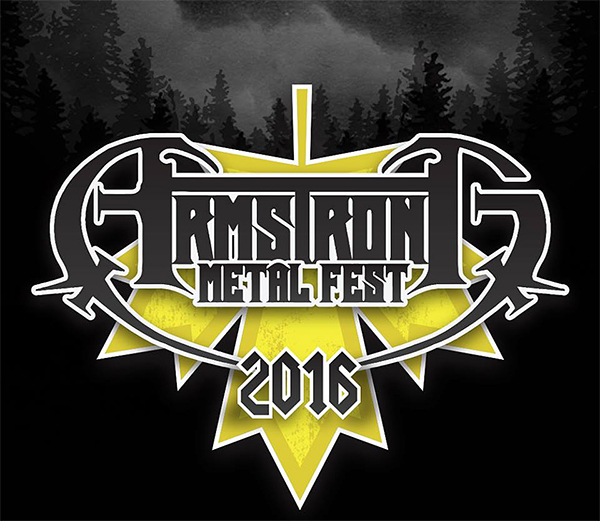 if you are a real metal head you'll very likely be interested to know there's a heavy metal music festival coming up this year. Image courtesy of Music Publicist Joel Asher
