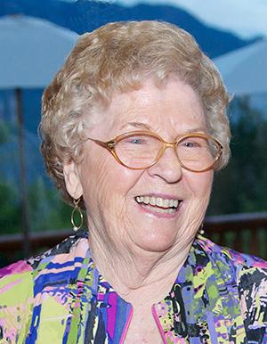 Margaret Ann (Marg) Christy 1932 - 2016