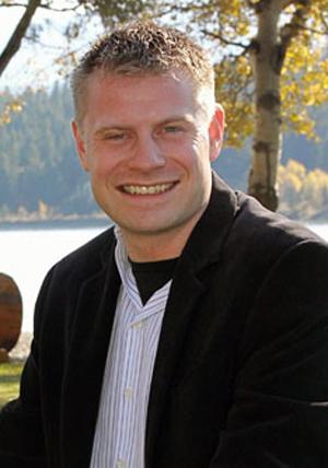 Invermere Mayor Gerry Taft