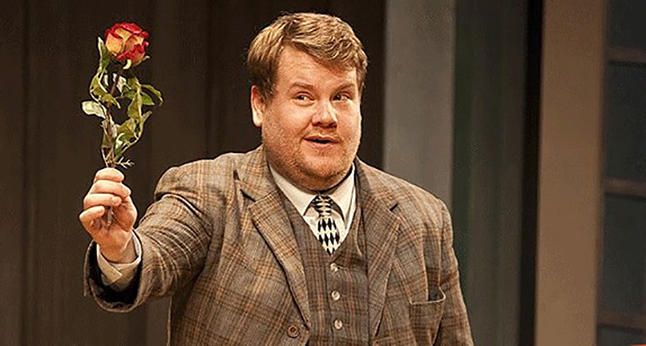 James Corden is hysterical in the National Theatre production of One Man, Two Guvnors which is being shown in a live broadcast from London at the Revelstoke Performing Arts Centre. But don't take our word for it — Watch the video below!. Photo courtesy of the National Theatre