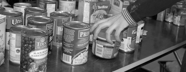 It's only mid-July but Patti Larson is already thinking ahead to the Food Bank's most important food drive of the year - the Emergency Services Food Drive - and she's really sweating bullets. Revelstoke Current file photo