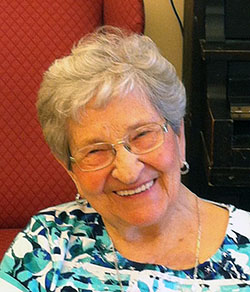 Nora Amelia Baldwin 1924 - 2016