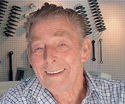 Robert (Bob) Tottenham September 25, 1930 -September 27, 2016