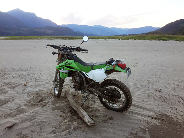 Have you seen this bike? It was stolen on August 8. Photo courtesy of the Revelstoke RCMP