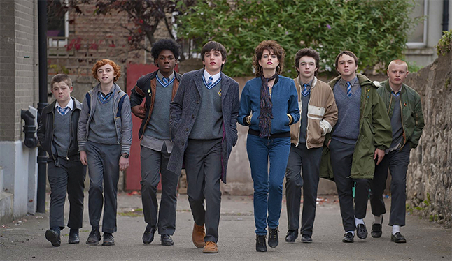 The Revelstoke Multicultural Society kicked off its 2016 / 2017 season of Movies in the Mountains on Wednesday, September 28, with a terrific Irish film — Sing Street. Photo courtesy of IMDB