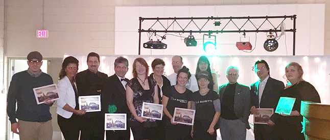 This year's 23rd Revelstoke Chamber of Commerce Business Excellence Awards, held at the Community Centre on Saturday November 5, was a sold-out affair attended by 330 people. Here are the winners of the 2016 Chamber of Commerce's Excellence Awards. David F. Rooney photo