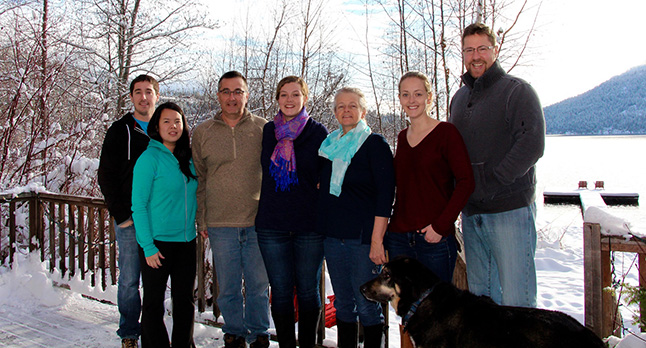 It is with heavy hearts that the family of Neil Muth, his loving wife Cathy, and his three children John (wife Angela), Emily (fiancé Paul) and Hilary, in conjunction with the Columbia Basin Trust announce his sudden passing. He will be remembered first and foremost as a loving husband and father. Neil Muth served as President and CEO of the Columbia Basin Trust since 2005.  The family has requested privacy at this time. The Trust will make a full statement early next week. Photo courtesy of the Columbia Basin Trust