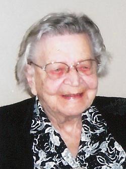 Margaret Isabel Faucett (née Hall) January 22, 1919 – November 3, 2016